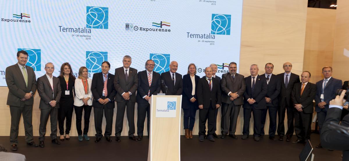 Presentación de Termatalia 2015