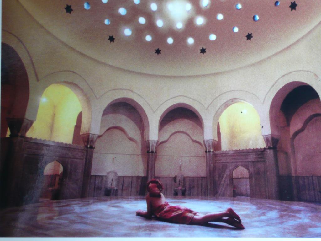 Baño Turco O Sauna Seca:Baño turco