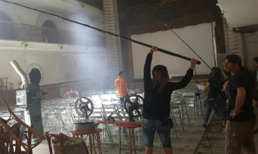 Termas Pallarés - cine teatro
