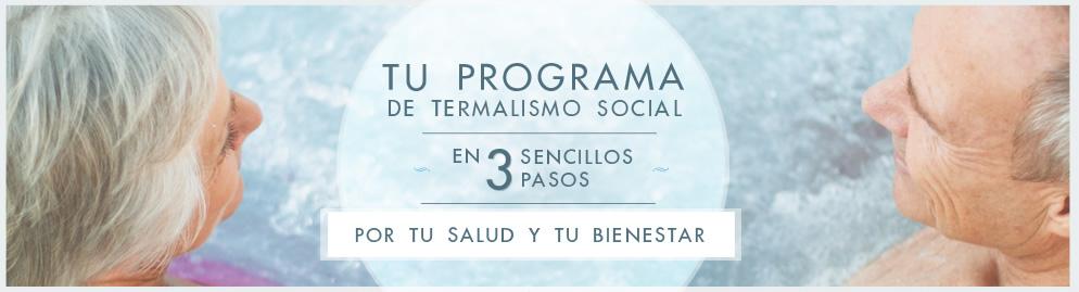 Programa Termalismo Social